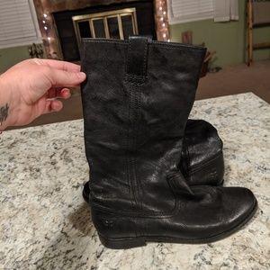 Frye Anna Mid boot